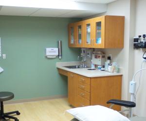 Mayo Clinic Health System  - Tomah Clinic Examination Room
