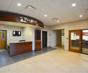 Marine Credit Union Administration Building Main Lobby 2