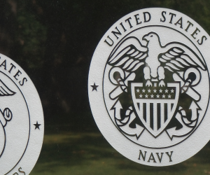 Oak Grove Cemetery Veterans Monument Emblem
