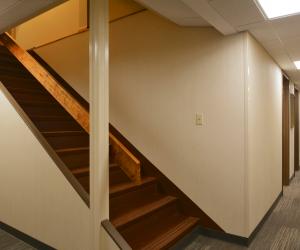 Stanek Dental Clinic Hallway/Staircase