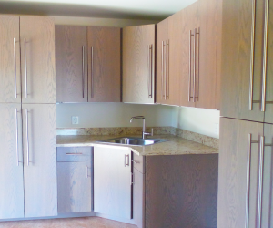Western Technical College Passive House Pantry/Storage Area