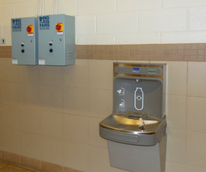 Ace Hardware Retail Support Center Restroom 3