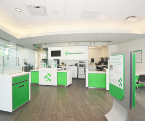 Associated Bank Onalaska Branch Lobby 1