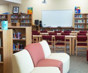 De Soto Middle/High School Library 3