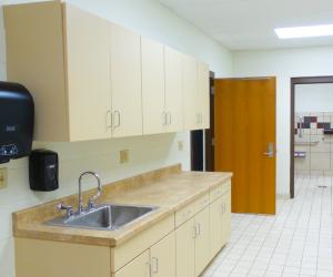 De Soto Middle/High School Trainer Room
