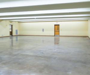 De Soto Middle/High School Wrestling Room