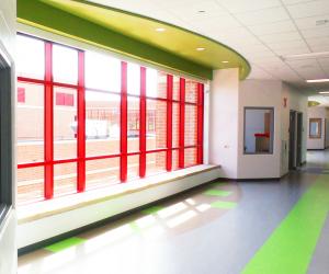 Northside Elementary School Bay Window