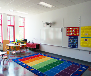 Northside Elementary School Bay Classroom 2