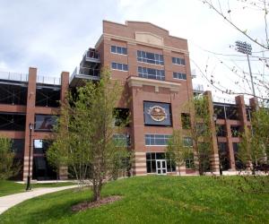 UW-L Stadium & Fields Sports Complex Main Entrance