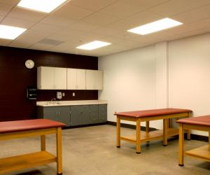 UW-L Stadium & Fields Sports Complex Trainer Room