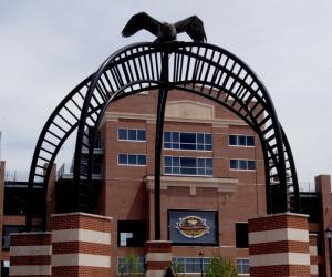 UW-L Stadium & Fields Sports Complex Veterans Monument