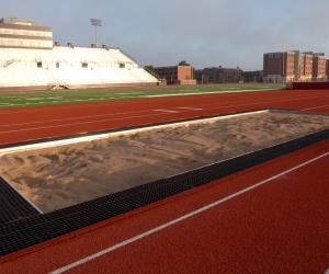 UW-L Stadium & Fields Sports Complex Track 2