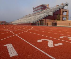 UW-L Stadium & Fields Sports Complex Track