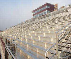 UW-L Stadium & Fields Sports Complex Bleacher Seating