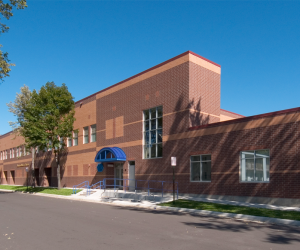 Viterbo University - Amie L. Mathy Center for Recreation & Education Exterior 2