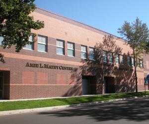 Viterbo University - Amie L. Mathy Center for Recreation & Education Exterior