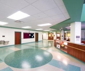 Viterbo University - Amie L. Mathy Center for Recreation & Education Lobby