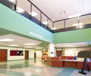 Viterbo University - Amie L. Mathy Center for Recreation & Education Lobby 2