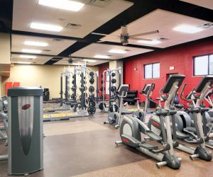 Cashton Middle/High School School Fitness Center