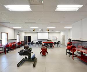 WTC Diesel & Heavy Equipment Technology Center Classroom