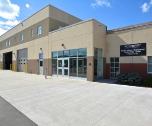 WTC Diesel & Heavy Equipment Technology Center Entrance