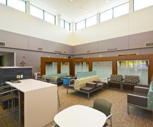 Mayo Clinic Health System - Arcadia Clinic Lobby