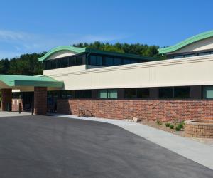 Mayo Clinic Health System - Arcadia Clinic Exterior 2