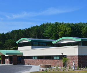 Mayo Clinic Health System - Arcadia Clinic Exterior 3