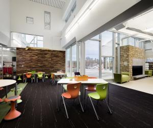 City of Viroqua Mcintosh Memorial Library Children's Activity Area