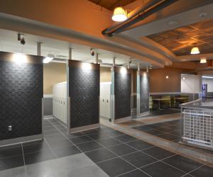 WTC Integrated Technology Center 2nd Floor Hallway/Lockers