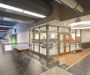 WTC Integrated Technology Center Hallway