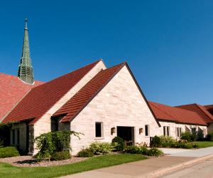 Blessed Sacrament Parish Exterior