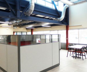 Chart Industries Office Remodel