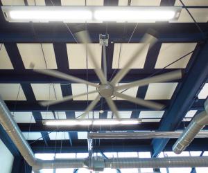 Chart Industries Office Ceiling Fan