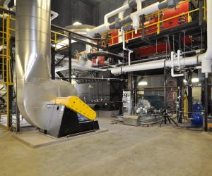 Gundersen Health System - Biomass Boiler 6
