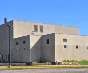 Gundersen Health System - Biomass Boiler Exterior 2