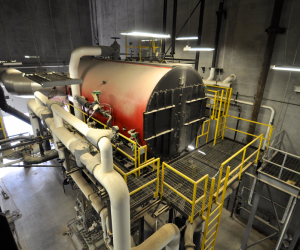 Gundersen Health System - Biomass Boiler