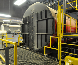 Gundersen Health System - Biomass Boiler 4