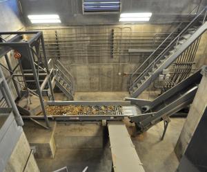 Gundersen Health System - Bio Fuel Conveyer System