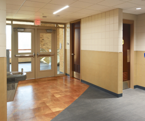 WTC Kumm Center 2nd-3rd-4th Floor Remodel - Second Floor Entrance