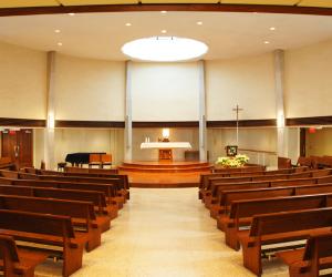 Roncalli Newman Catholic Parish Main Church