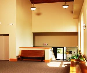 Sacred Heart Parish 2nd Floor Elevator