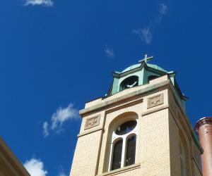 Viterbo University San Damiano Chapel Tower