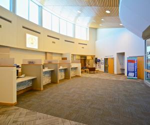 Ho-Chunk Clinic Lobby