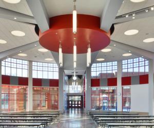 Northside Elementary School Lunchroom