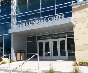 St. Mary's University - Science & Learning Center Entrance