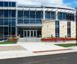 St. Mary's University - Science & Learning Center Exterior