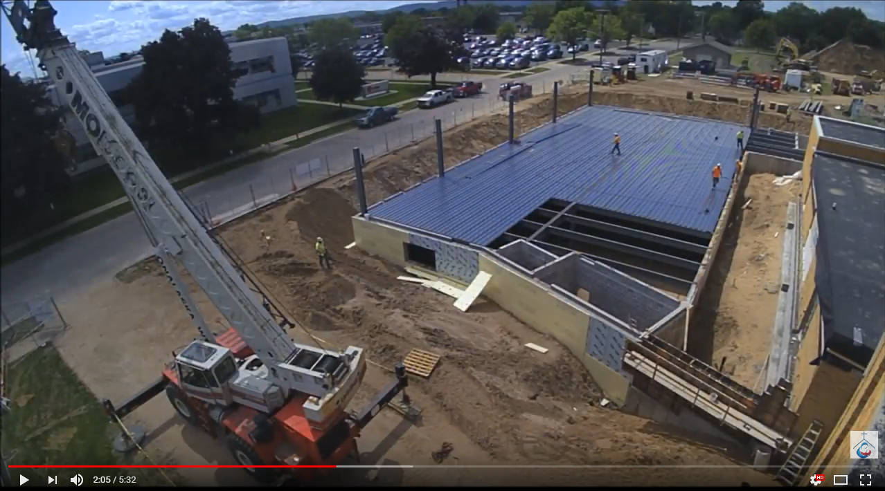 MMOC Parish Hall Time-Lapse Video