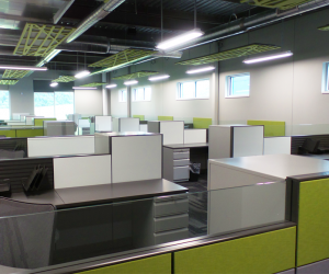 Dynamic Recycling Expansion Office Space