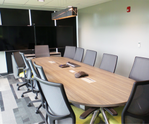 Dynamic Recycling Expansion Conference Room